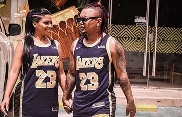 Yuranis, esposa de Mr. Black es blanco de críticas por su lanzamiento musical