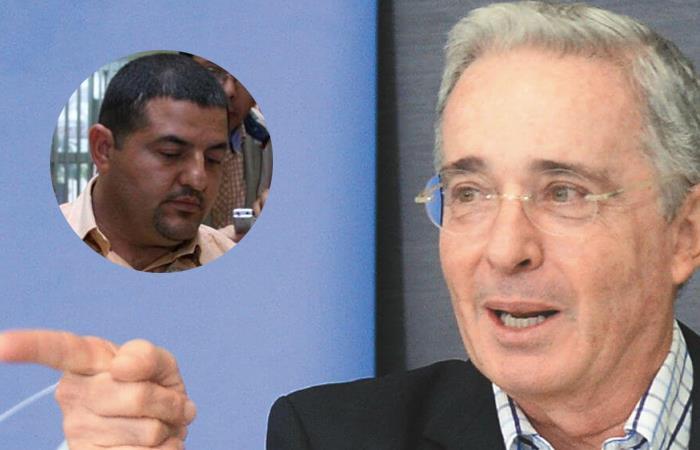 Álvaro Uribe discute con exparamilitar en la W Radio