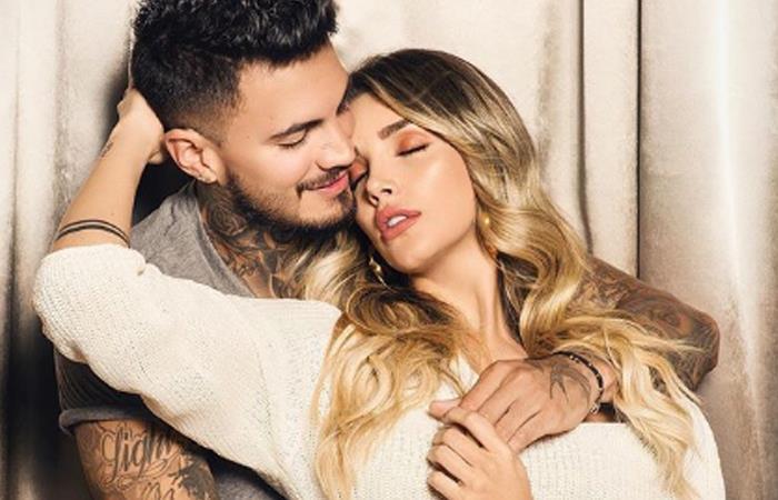 Mateo Carvajal reveló que no está viviendo con Melina Ramírez