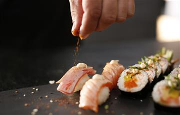 ¡Vamos por Sushi! En este lugar de Bogotá se come de una manera diferente