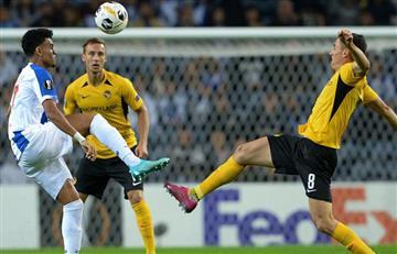 ¡Gran papel! Luis Díaz y Mateus fueron titulares en la victoria de Porto