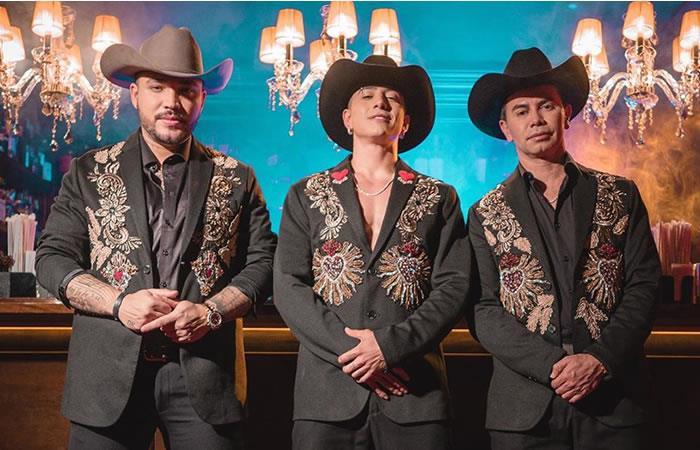 Andy Rivera lanza 'Alguien me gusta', junto a Jessi Uribe y Jhonny Rivera