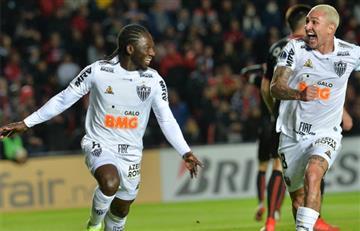 ¡Protagonismo colombiano! Chará y Morelo marcaron en 'semis' de Copa Sudamericana
