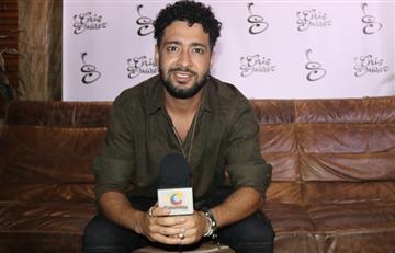 [VIDEO] Cris Suárez, el romántico que le canta al amor a ritmo de pop urbano