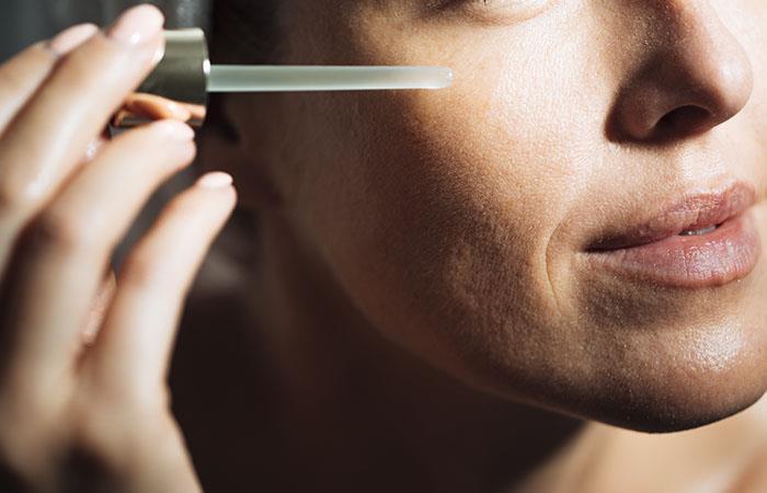 Cuida tu piel con sueros. Foto: Shutterstock
