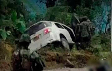 ¿Fue un error? Ejército hirió a líder política en Arauca