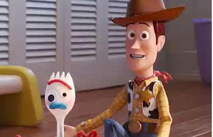 El final alternativo de Toy Story 4 revela el triste destino de Woody