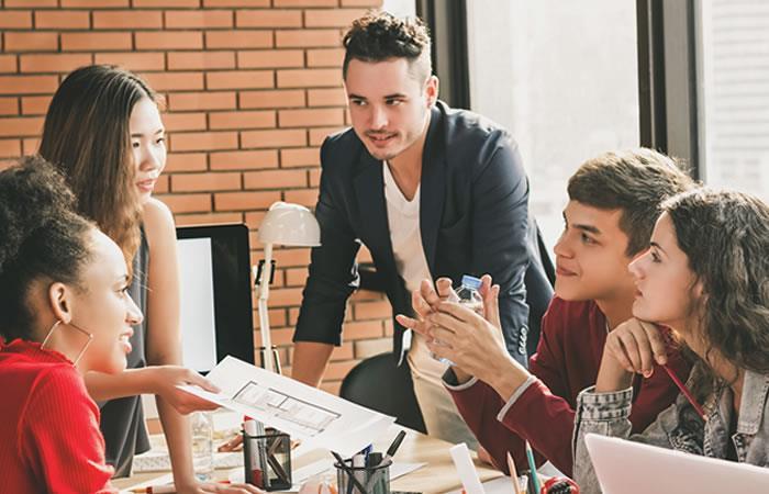 Estas son las cualidades con las que un trabajador Millenials se siente a gusto en su puesto de trabajo. Foto: Shutterstock