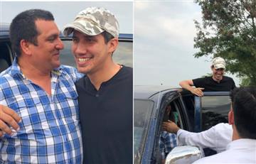 [FOTOS] Gobierno venezolano revela nuevas imágenes de Guaidó con 'Los Rastrojos'