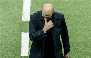 ¿Otra vez sin técnico? Zidane tendría los días contados en Real Madrid