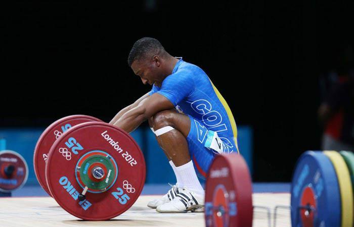 Óscar Figueroa era uno de los favoritos para alcanzar más medallas. Foto: Twitter