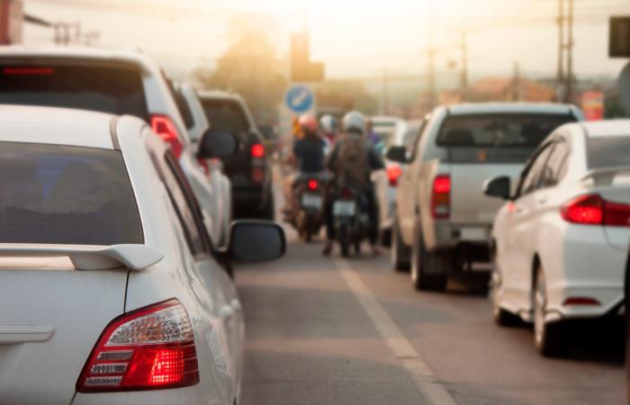 Vehículos particulares, de servicio público, motos y bicitaxis se unirán al paro. Foto: Shutterstock