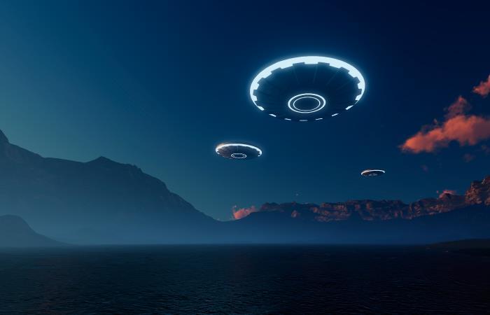 Marina de EEUU confirma avistamiento de OVNIS