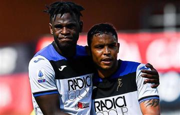 El Atalanta de Muriel y Zapata sigue sumando en Serie A