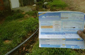 Empresas de acueducto devolverán 17 mil millones de pesos a sus usuarios