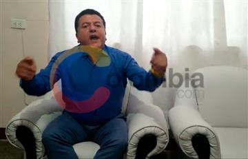 """(VIDEO) """"Gremio de taxistas no apoya este cese de actividades"""": Hugo Ospina sobre Paro de Conductores"""