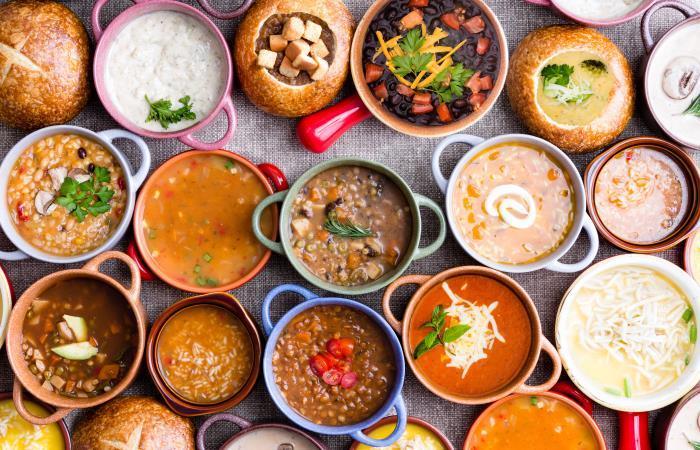 ¿Por qué en Colombia los almuerzos se acompañan con sopa?