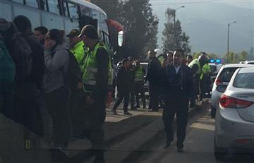Distrito levanta Pico y Placa para los taxis por el Paro de Transportadores en Bogotá