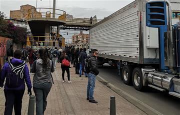 ¿Cómo ha afectado el Paro de Transportadores al comercio en Bogotá?