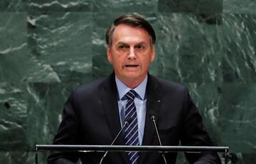 Bolsonaro asegura que está salvando a Brasil de convertirse en otra Cuba o Venezuela