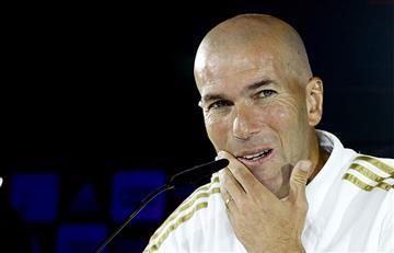 ¡Continúa el idilio! Zidane vuelve a alabar a James Rodríguez