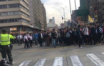 ¿Empeorará? Personas heridas y capturadas por el Paro de Transportes en Bogotá