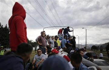 ¡El caos es sólo en Bogotá! Conductores del resto de ciudades contaron por qué no apoyan este paro