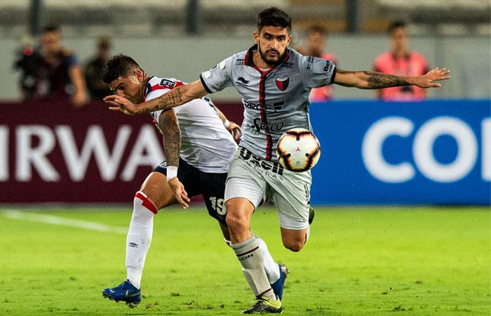 Superliga Argentina Lesión Guillermo Celis Colón de Santa Fe Lanús