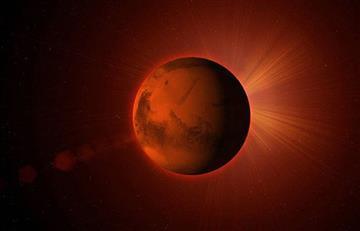 La NASA asegura que el 'planeta Rojo' emite extrañas pulsaciones