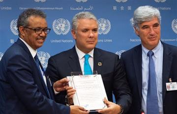 [EN VIVO] Iván Duque habla en la Asamblea de la ONU