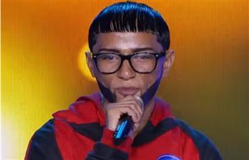 """""""Canta tan mal como el real"""", dicen tuiteros sobre el imitador de 'Anuel' en 'Yo me llamo'"""