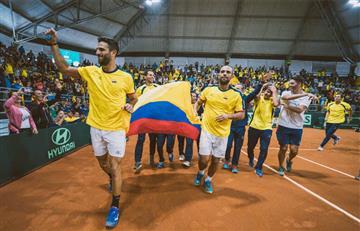 ¡A hacer historia! Cabal y Farah encabezan la delegación colombiana para la Copa Davis