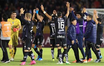 ¡Pinta de campeón! Independiente del Valle eliminó a Corinthians y es finalista de la Copa Sudamericana