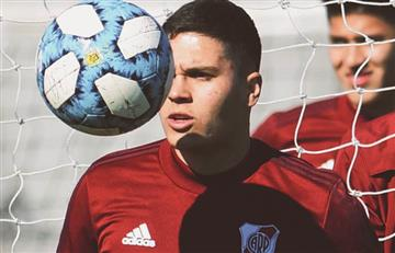 ¡Qué gran noticia! 'JuanFer' Quintero ya realiza práctica de fútbol tras su lesión