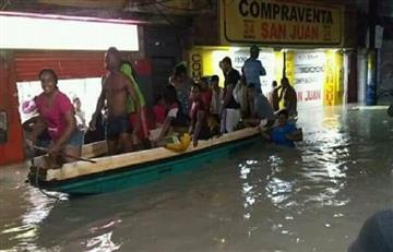 Temporada de lluvias en Colombia ya deja cinco personas muertas