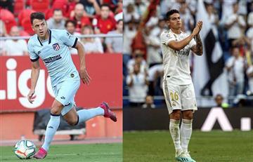 ¡James vs Arias! Atlético y Real Madrid jugarán por el liderato en la Liga de España