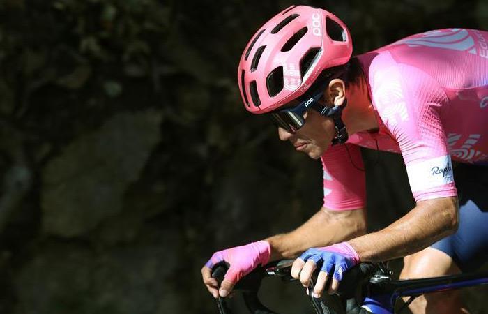 Sergio Higuita tuvo un excelente desempeño en el Mundial de Ciclismo. Foto: EFE