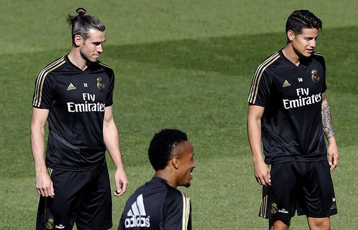 LaLiga Real Madrid Convocatoria derbi Atlético de Madrid James Rodríguez