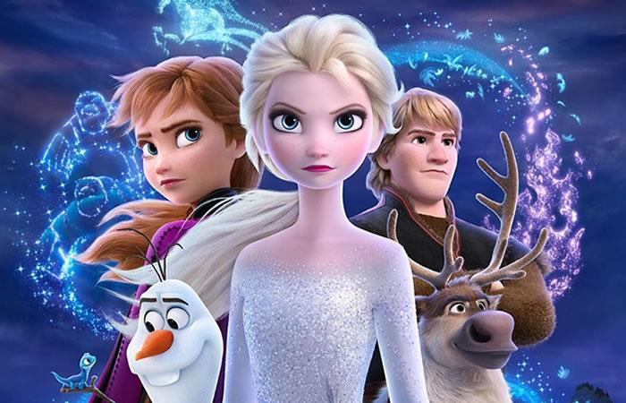 Revelan nuevos detalles de 'Frozen 2'. Foto: Instagram