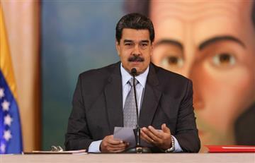 Maduro dijo que no aceptaría a ningún grupo armado en Venezuela