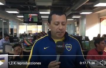 [VIDEO] ¿Qué pasa con los periodistas de Caracol Radio? Con vulgaridades dañan presentación de un colega