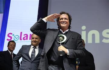 ¡Qué orgullo! Carlos Vives recibe premio de responsabilidad social