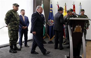 Por error en fotos del ELN en Venezuela renunció director de inteligencia militar