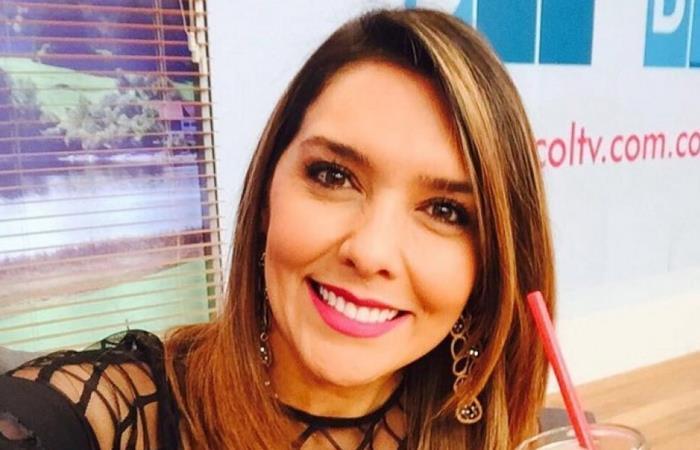 Mónica Rodríguez tiene un millón de seguidores en Instagram. Foto: Instagram