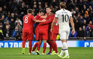 [VIDEO] Bayern Múnich no tuvo compasión y goleó a Tottenham ¡7-2!