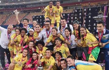 Huila, América y Medellín disputarán la Copa Libertadores Femenina