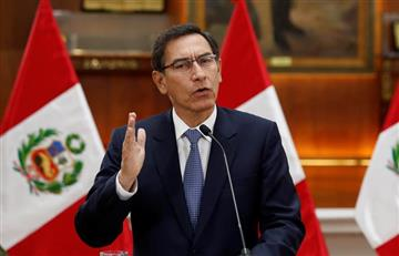 ¡Crisis! Presidente Martín Vizcarra disolvió el Congreso de Perú