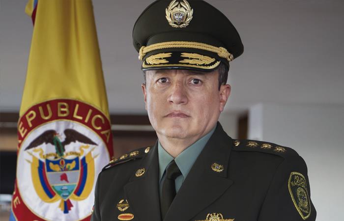 William Ernesto Ruiz, exdirector del Instituto Nacional Penitenciario y Carcelario (Inpec). Foto: Twitter