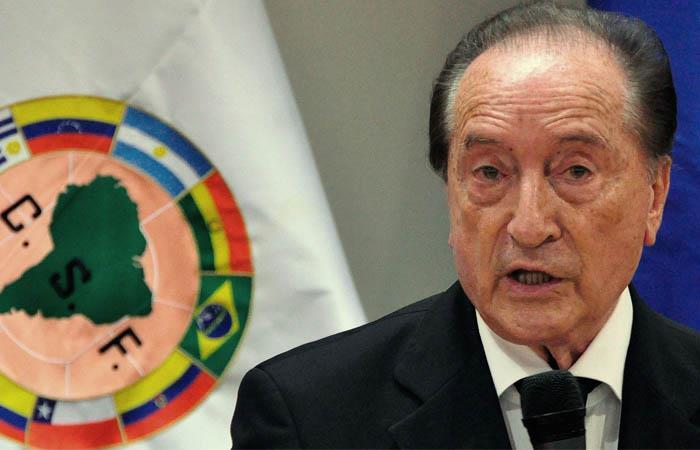 Figuerero fue nombrado presidente del Comité Organizador del Mundial 2014. Foto: Twitter