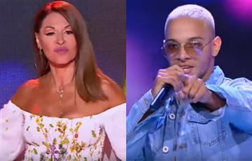 [VIDEO] La propuesta indecente que le hizo Amparo Grisales a concursante de 'Yo me llamo'